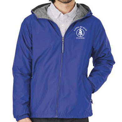 Long Beach Teacher's Charles River Jacket
