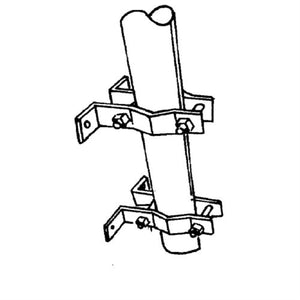 RFS - Universal Clamp Set Wall UPS Shippable (PD241)
