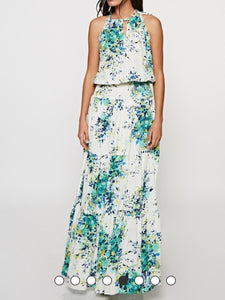All Over Floral Maxi