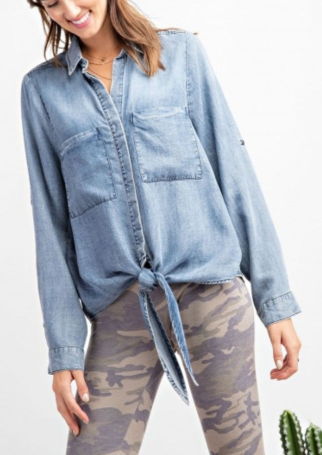 Field Day Denim Shirt