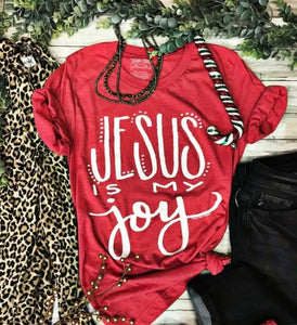 Jesus is My Joy Tee
