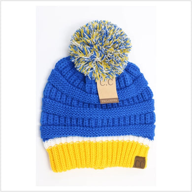 GO Blues! Stocking Cap