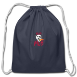 KRAZY MOB DRAWSTING BAG - navy