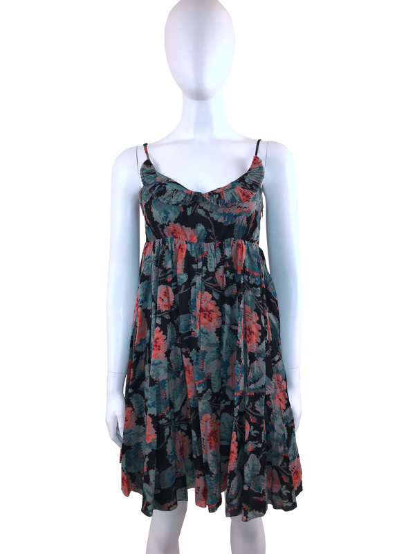 Twenty8Twelve by S.Miller Floral Spaghetti Strap Dress
