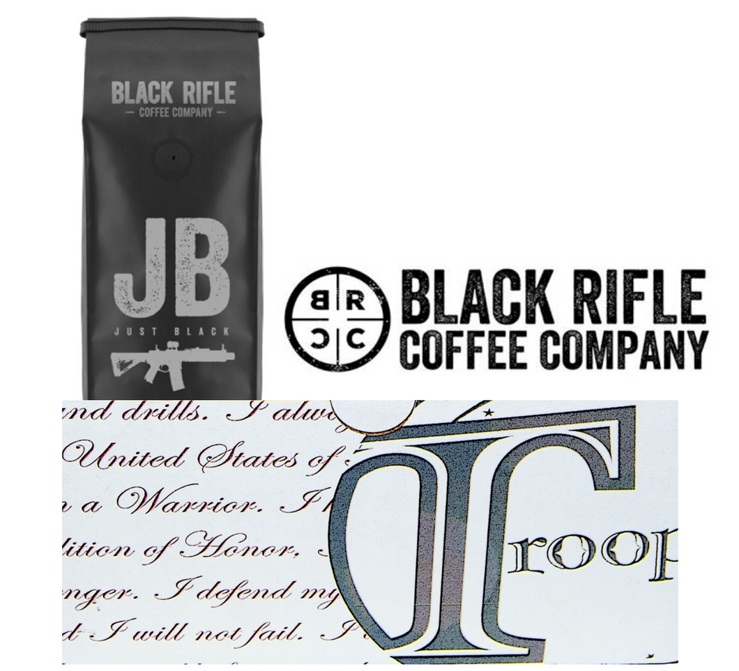 The Black Rifle Coffee Company Donation Pack