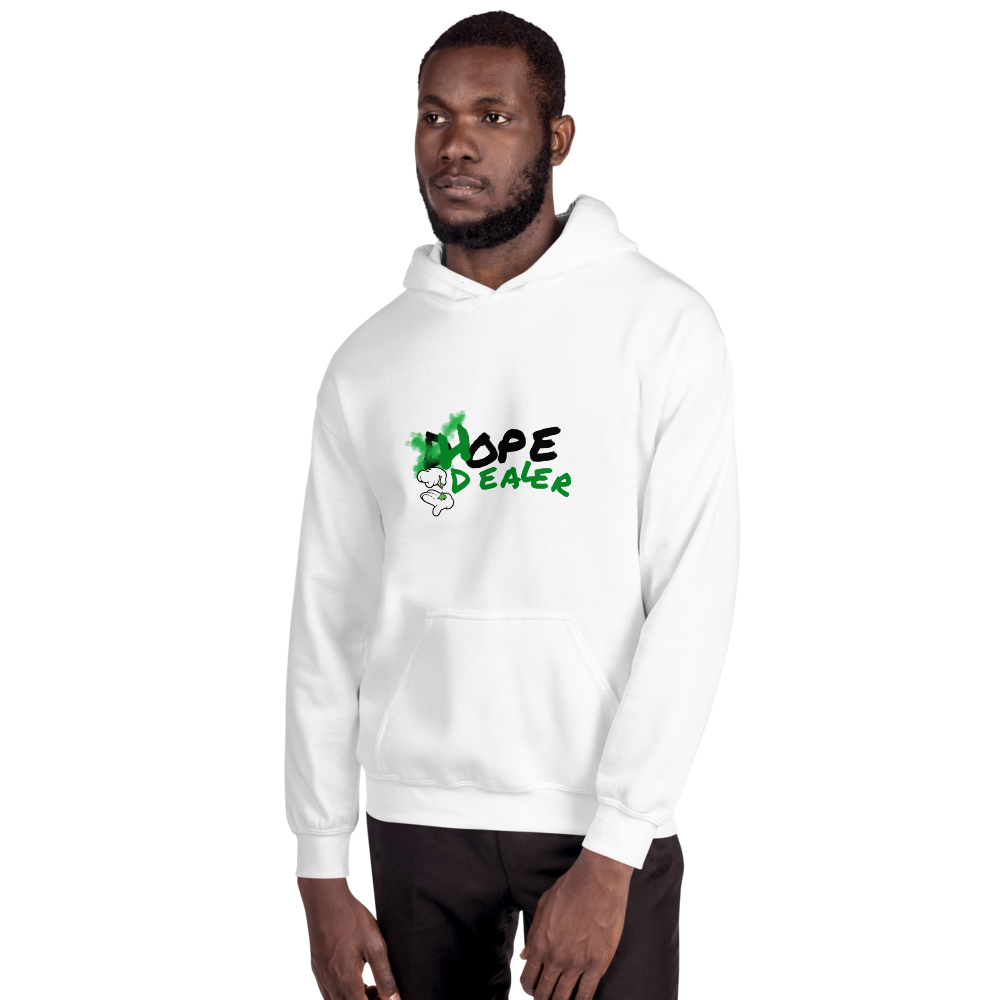 'HOPE DEALER' Unisex Hoodie - SmokeStash
