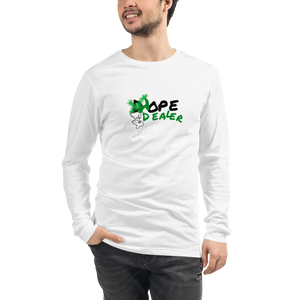 'HOPE DEALER' Long Sleeve Tee - SmokeStash