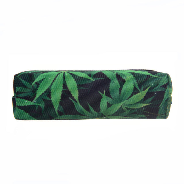 Weed Leaf 3D Print Stash Bag - SmokeStash