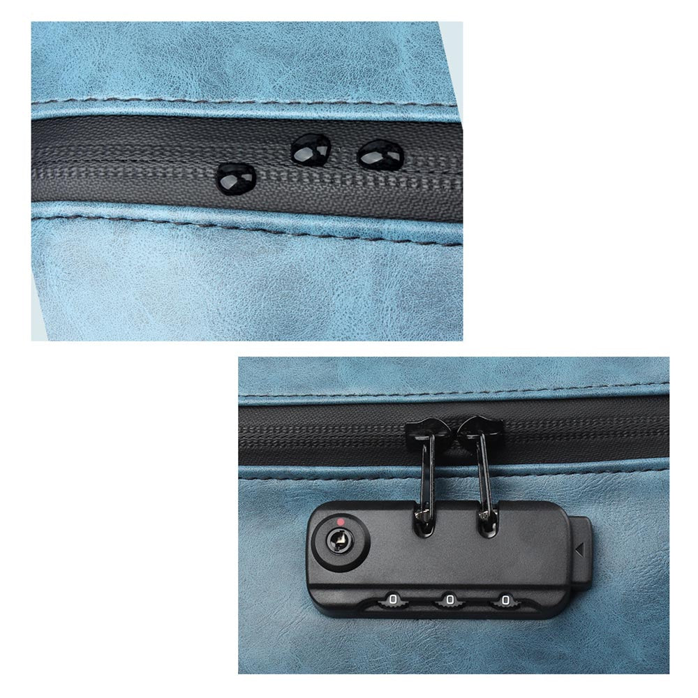 Cobalt Waterproof Anti-theft Smell Proof Pouch - SmokeStash
