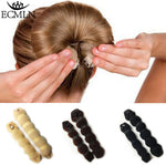 Hair Styling Tools Buns Braiders Curling Headwear Hair Rope Hair Band Accessories