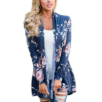 2018 Female Blouse Plus Size Women's Cardigan