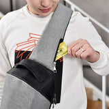 Guard Against Theft Shoulder Bag Chest Bag Fashion Waterproof Nylon