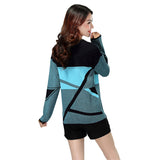 Casual O-Neck Cashmere Pullover Spring Autumn Winter Female Sweater