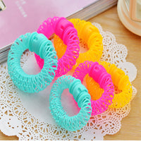 40PCS Hair Styling Roller Hairdress Magic Bendy Curler Spiral Curls