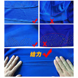 BOBOKATEER Summer Dress 2017 Blue Party Dresses Women Dress Chiffon Robe Sexy Vestido De Festa 4XL 5XL Plus Size Women Clothing