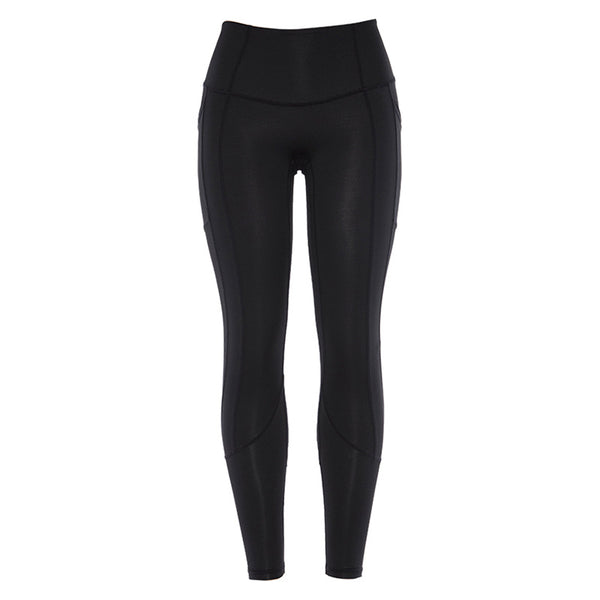 Women Leggings Solid Color High Waist Legging Female Patchwork Sportswear Leggins