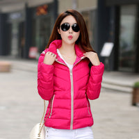 Winter Coat Women Jacket Parka Female Plus Size Warm Hoodies Velvet Coats