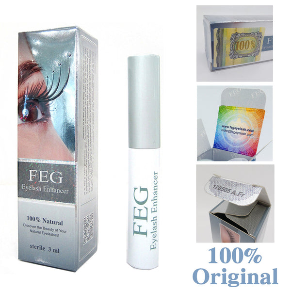 Eyelash enhancer 100% Original FEG eyelash growth treatment eyelash enhancer serum