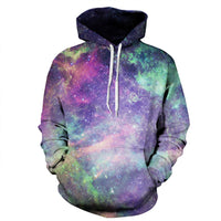 PLstar Cosmos New fashion Hoodies Casual Sweatshirts Galaxy Space 3D Print Hip Hop Hoodies Street Wear Clothing Plus Size S-3XL