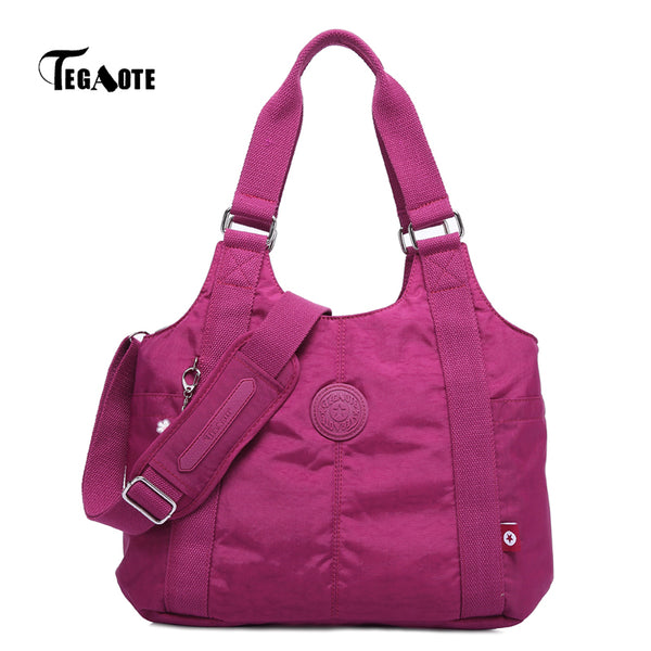 TEGAOTE Messenge Bags Women Shoulder Bag Female Luxury Handbags Women