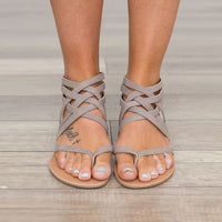 Women Sandals Fashion Gladiator Sandals For Women Summer Beach Shoes