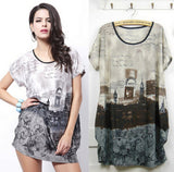 new 2017 women summer t shirt plus size clothing tops & tees sexy print short sleeve o-neck casual fashion 3XL 4XL 5XL big large