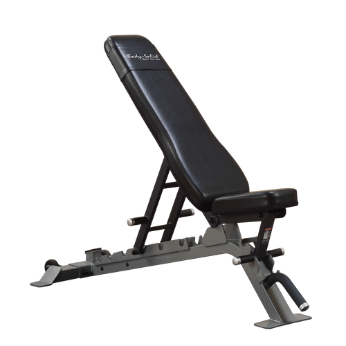 Body-Solid Flat/Incline Adjustable Bench