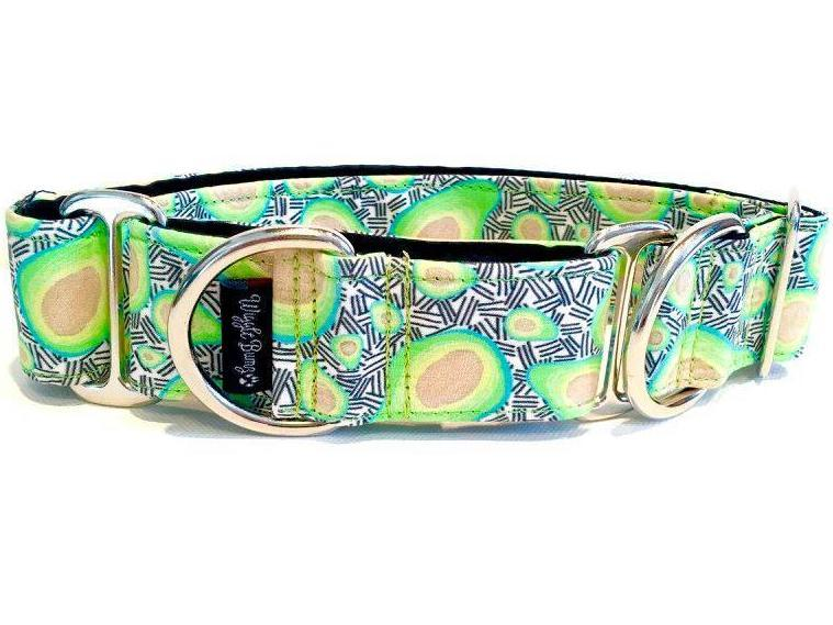 WiggleBumz Avocado Dog Collar | BigPawShop.ca