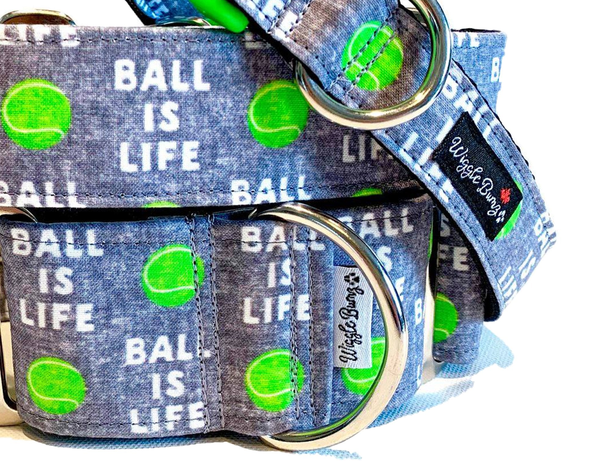 Ball Is Life - Gray - BigPawShop