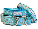 WiggleBumz Bunnies Dog Collar | BigPawShop.ca
