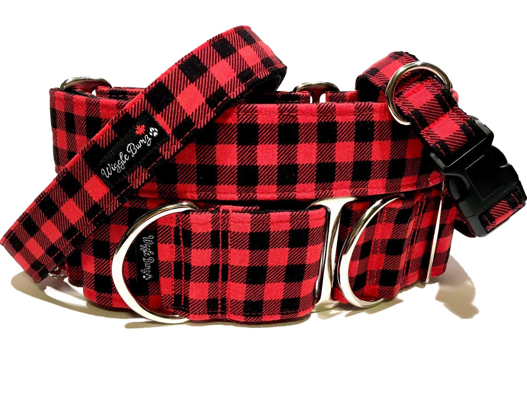 WiggleBumz The Canadian Lumber Jack Dog Collar | BigPawShop.ca