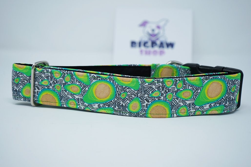 "Sample Sale - Avocado W: 1.5"", L: 15-22"" with Buckle - BigPawShop"