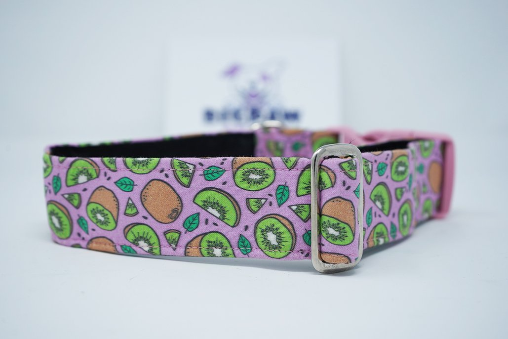 "Sample Sale - You Hold the Kiwi to my Heart W: 1.5"", L: 15-22"" with Buckle - BigPawShop"