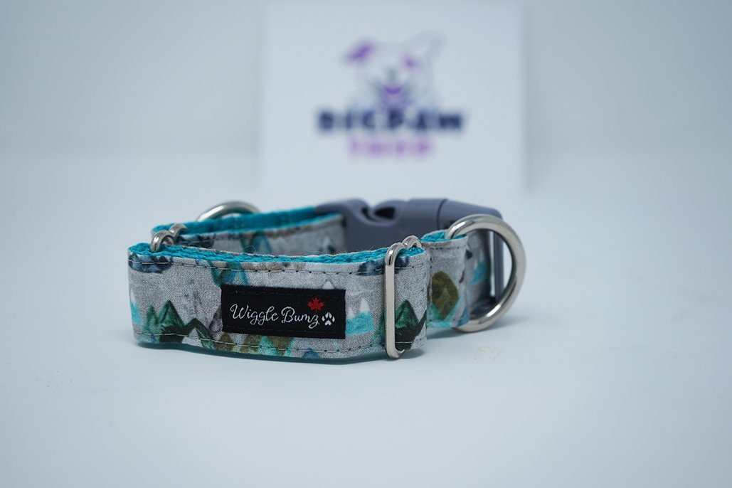 "Sample Sale - Call Of The Mountains 1"" / 6""-12"" / Martingale with Buckle - BigPawShop"