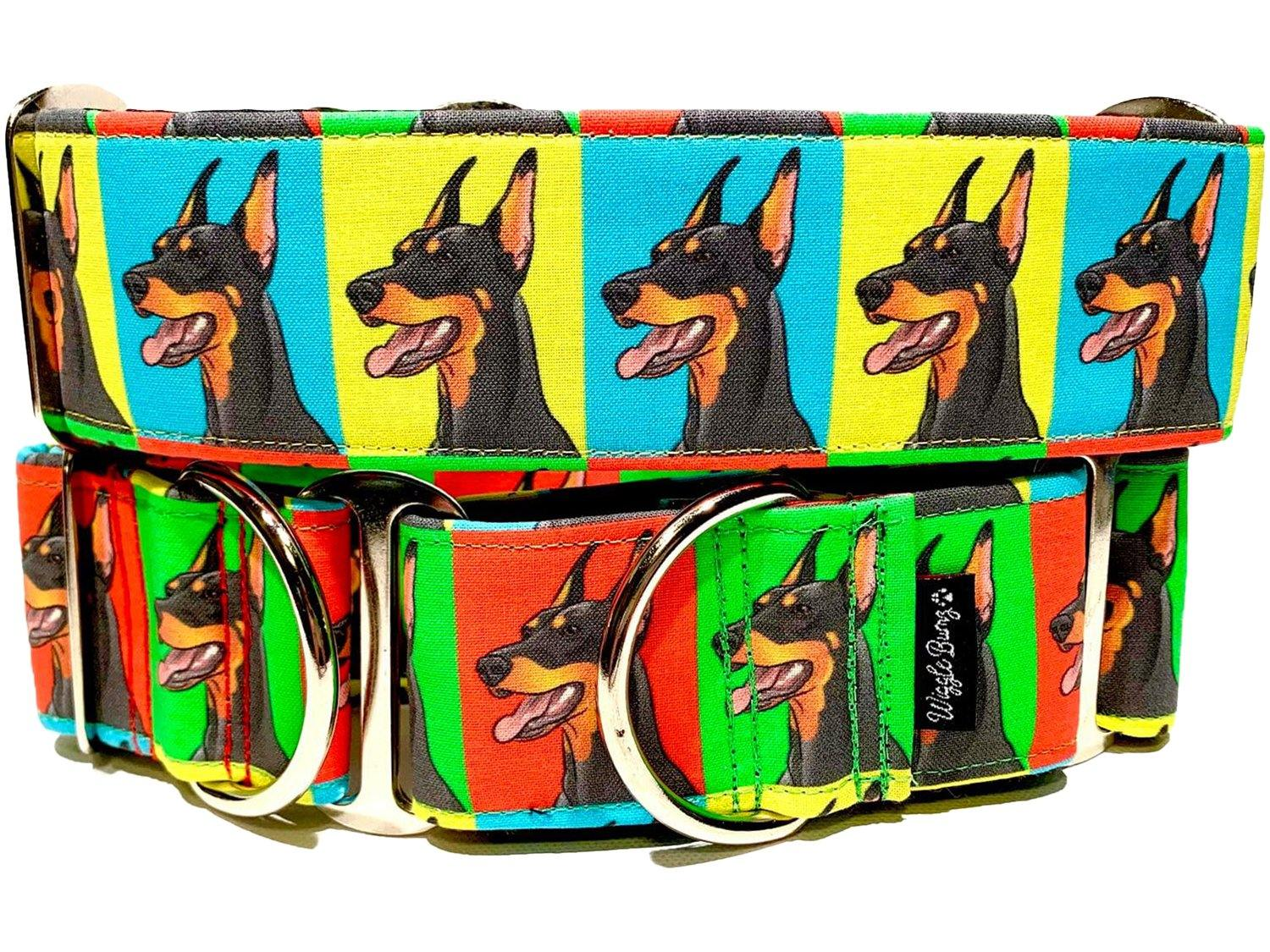 Doberman Pop Art - BigPawShop