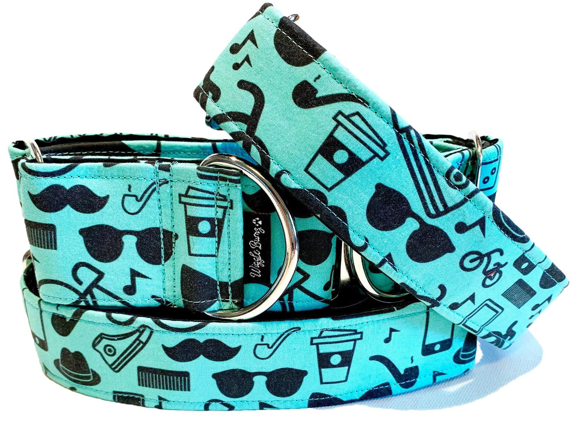 WiggleBumz The Hipster (Out of Stock) Dog Collar | BigPawShop.ca