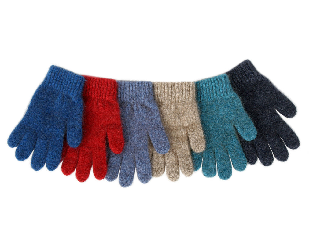Merino possum Cosy Kids Plain Gloves