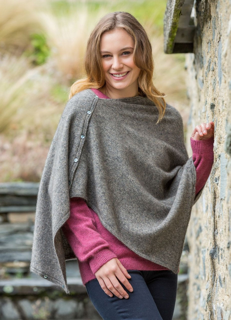 Merino Possum Womens Which Way Wrap