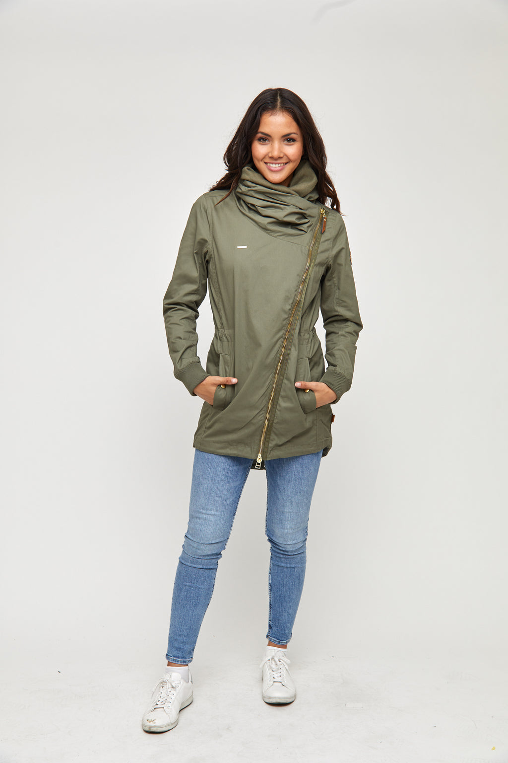 Mazine- Grays Light Parka Olive
