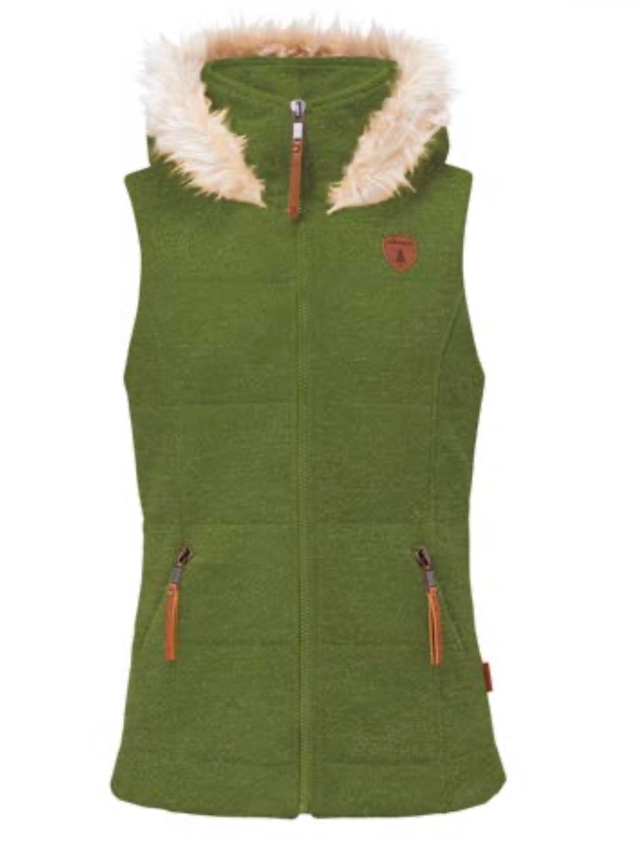 Wanakome- Arduin Vest- Chive