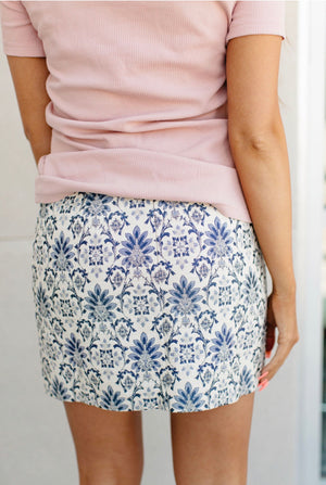 & Ave- Modern Love Skirt