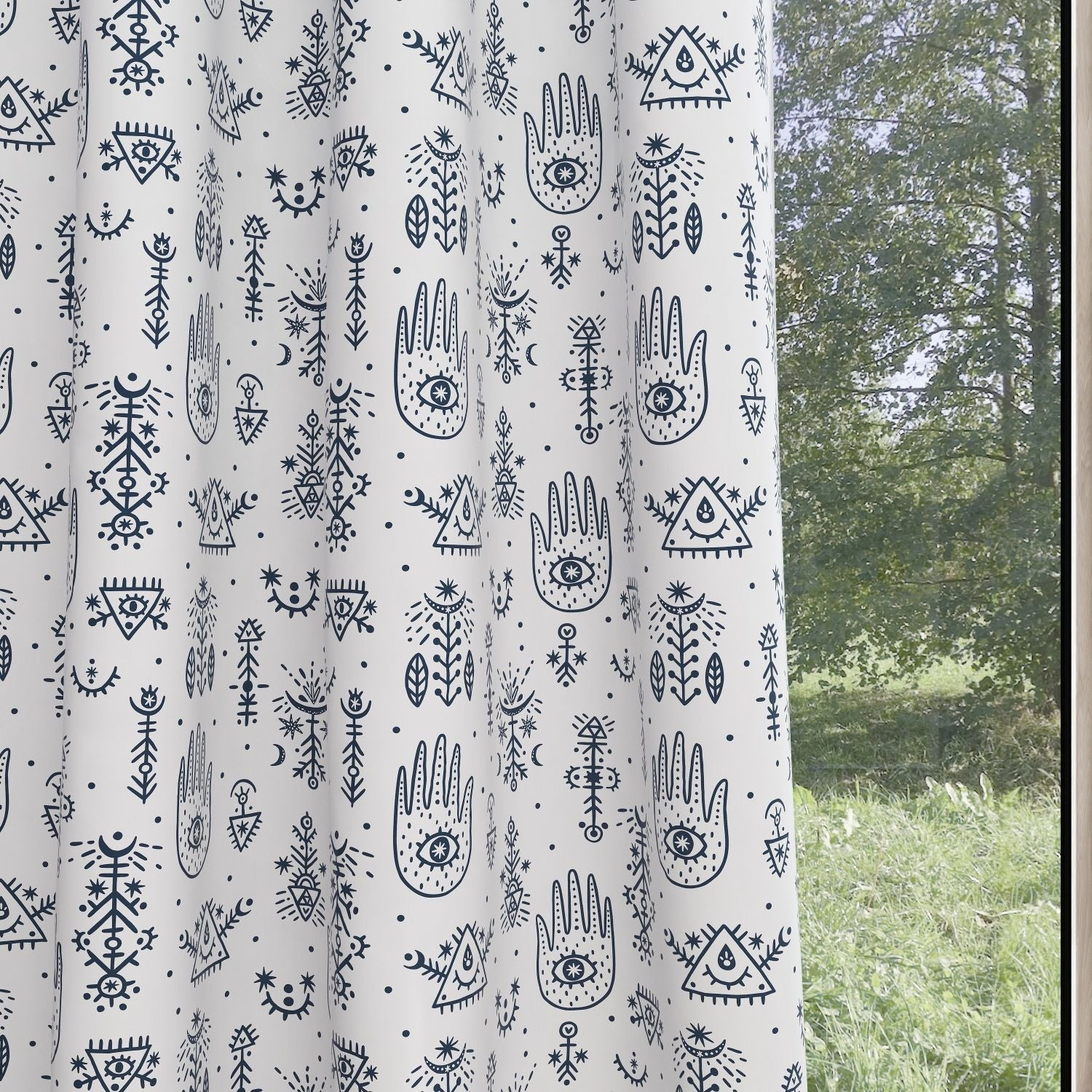Kids & Nursery Blackout Curtains - Boho Arts