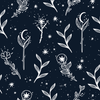 Kids & Nursery Blackout Curtains - Planetary Magic
