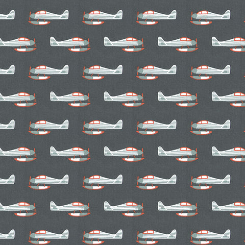 Planes Shade Kids Curtains