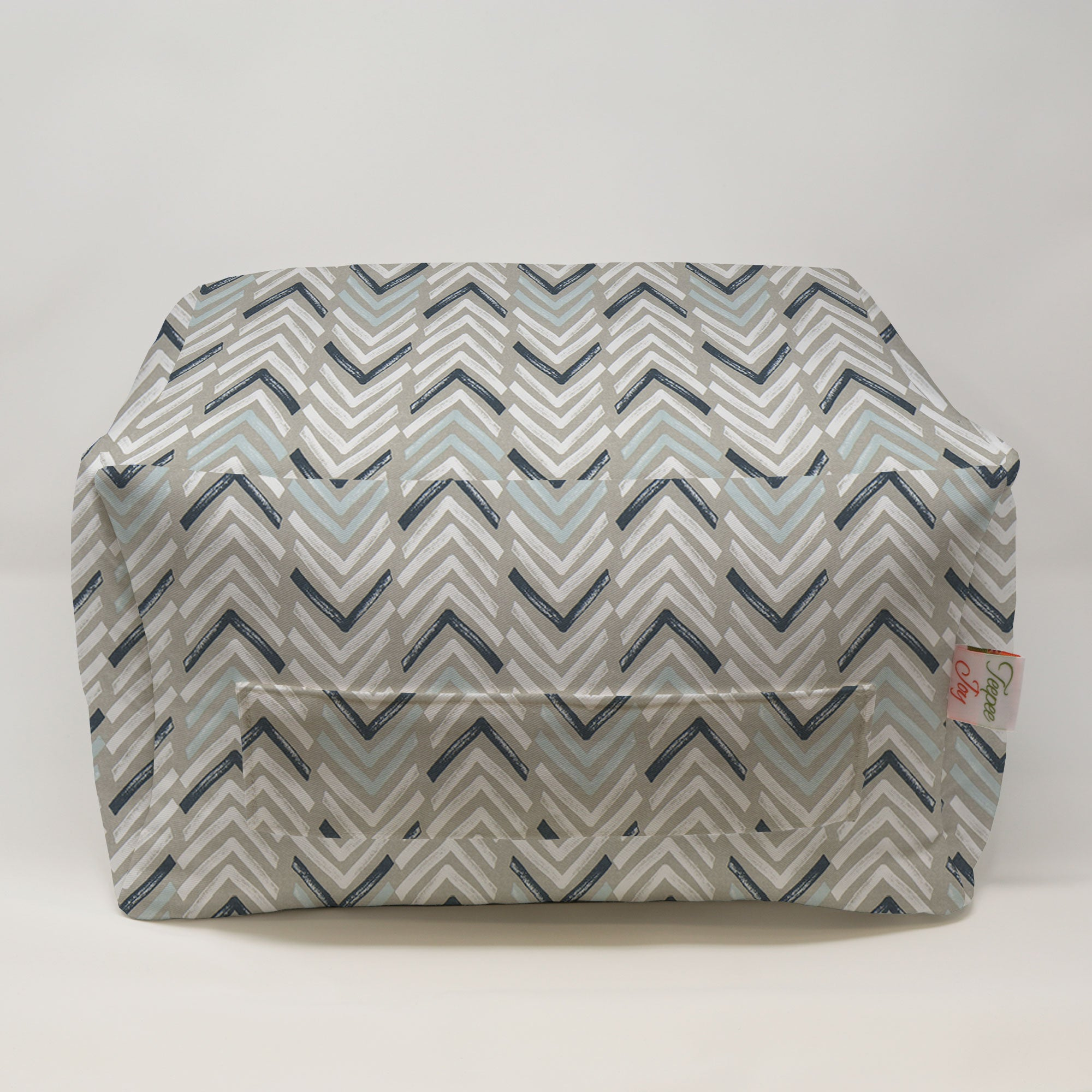 Kids Pouf - Dancer Driftwood