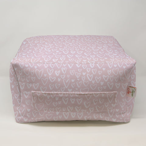 Kids Pouf - Lovely English Blush