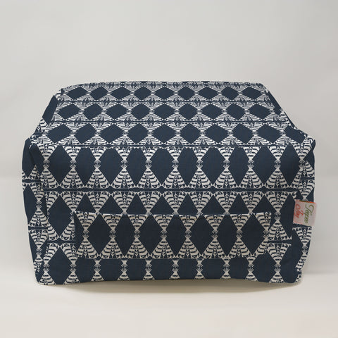 Kids Pouf - Pow Wow Spruce Blue
