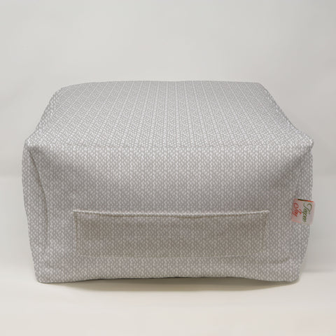Kids Pouf - Riverbed French Gray Drake