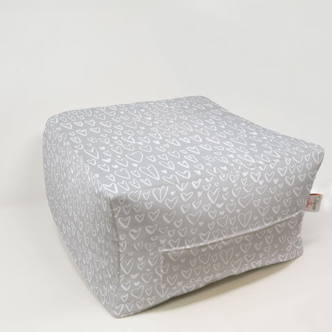 Kids Pouf - Lovely French Gray