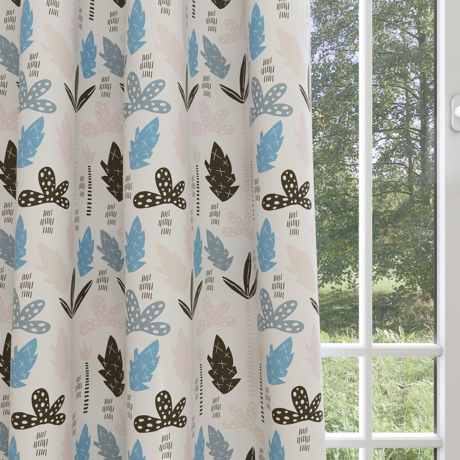 Tropic Kids & Nursery Blackout Curtains - Tropic-cool